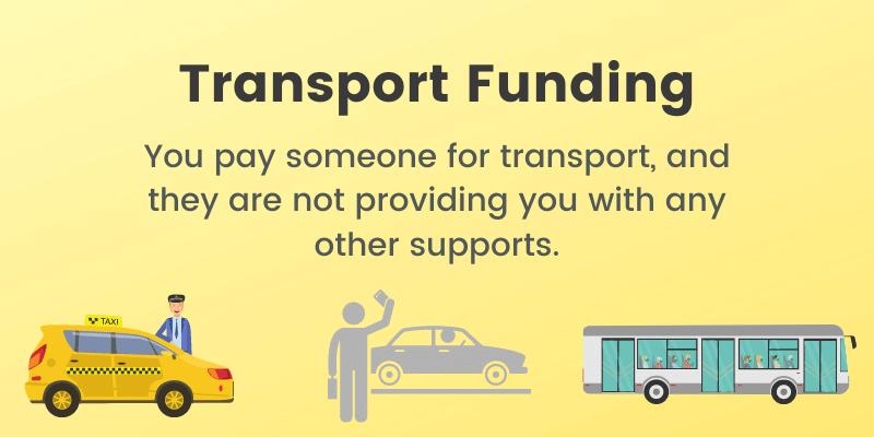 transport funding